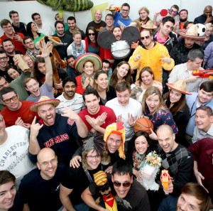 great company culture with employee engagement platform