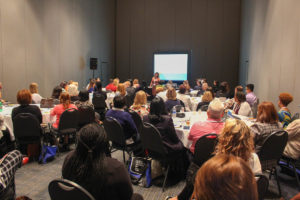 IMG 5883 symposium 2017 1 300x200 -  - Teamphoria Attends SHRM-Atlanta 2018 Symposium: Fearless Leadership at All Levels