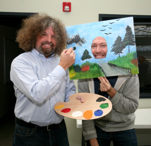 bob ross costume company culture at teamphoria