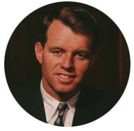 Robert F. Kennedy -  - 10 Quotes on Overcoming Obstacles That Will Motivate You