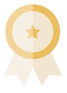 employee recognition gold award
