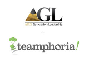 agl and teamphoria 300x221 -  - Teamphoria and Apex Generation Leadership Partner To Better Serve Their Clients And  Benefit The Businesses They Help
