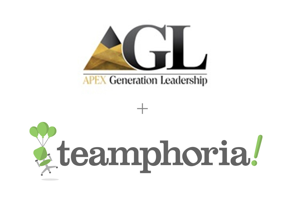 agl and teamphoria -  - Teamphoria and Apex Generation Leadership Partner To Better Serve Their Clients And  Benefit The Businesses They Help