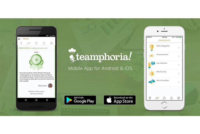 employee engagement software mobile app