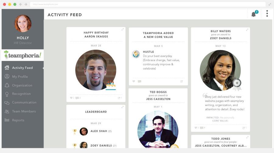 Track & Identify Leaders