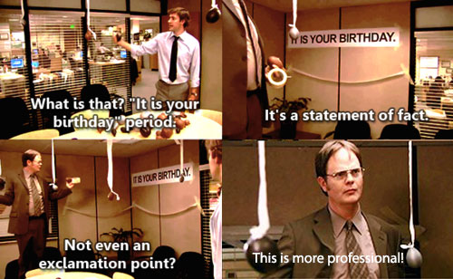 IT IS YOUR BIRTHDAY. And 5 Other Funny Birthday Work Memes for The Office