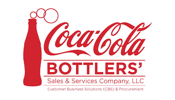 Coca-Cola Bottlers logo