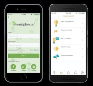 employee engagement mobile app