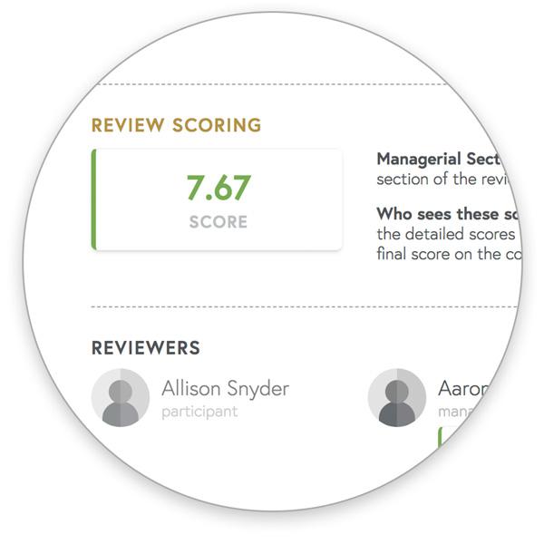 perf screen 3 -  - Teamphoria Performance Management Software