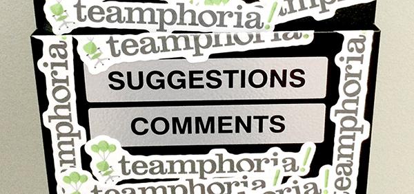 suggestion box employee communication