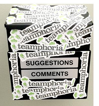 employee communication suggestion box